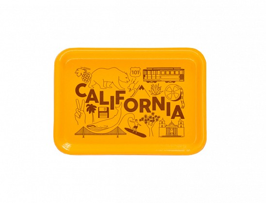 California Small Tray