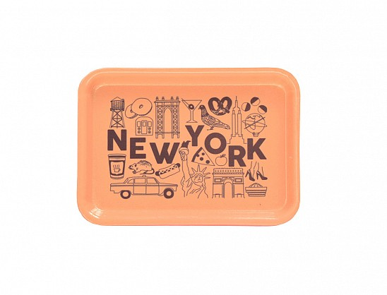 New York City Small Tray