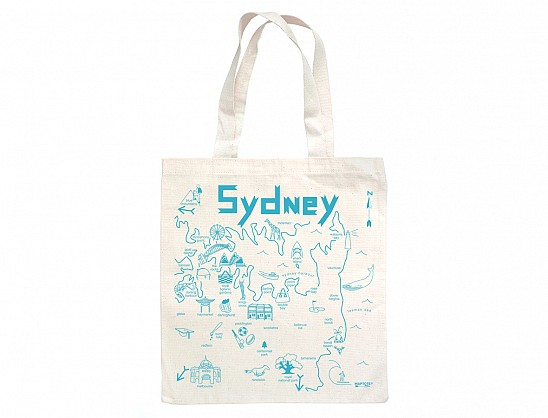 Sydney Grocery Tote