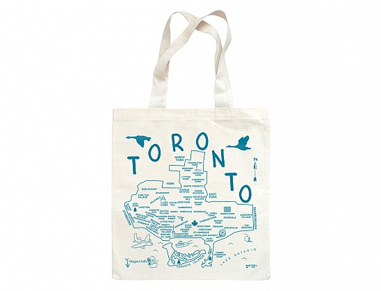 Toronto Grocery Tote